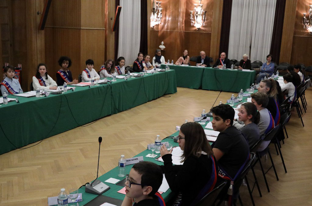 CMJ Bois-Colombes séance plénière 4