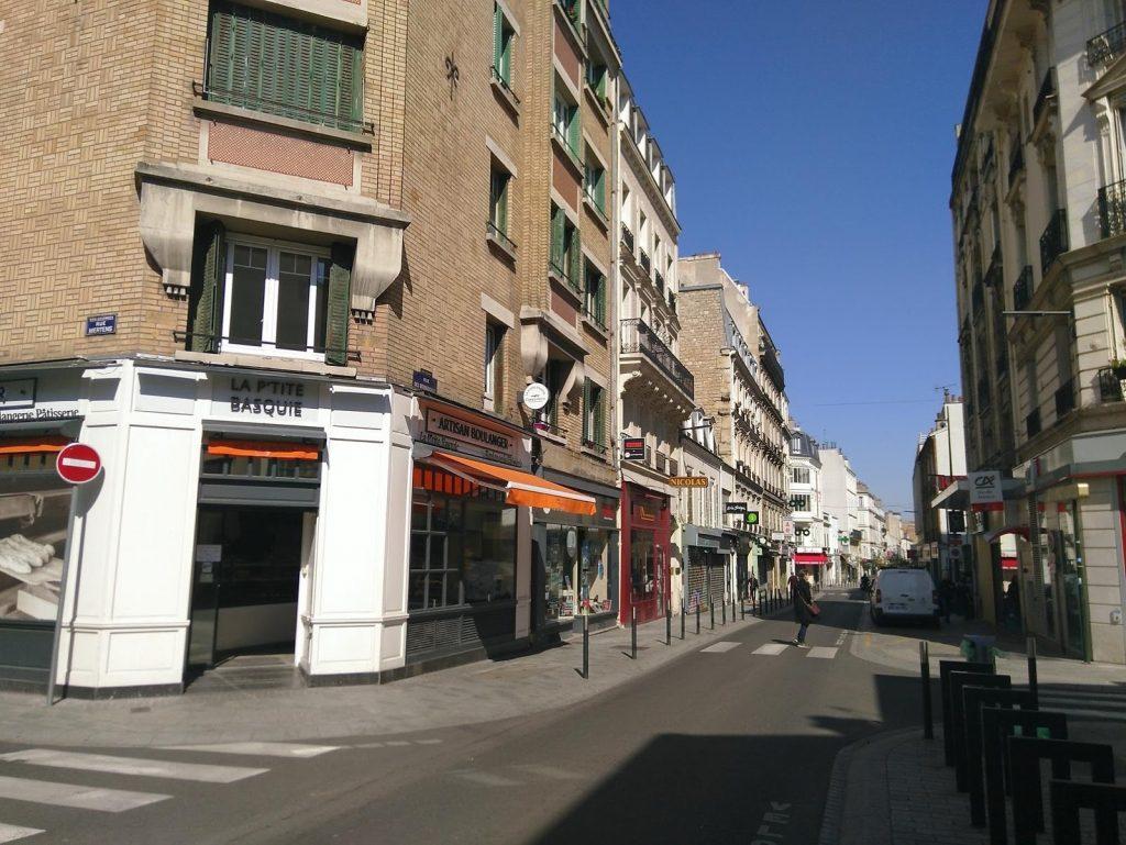 Rue des Bourguignons 1