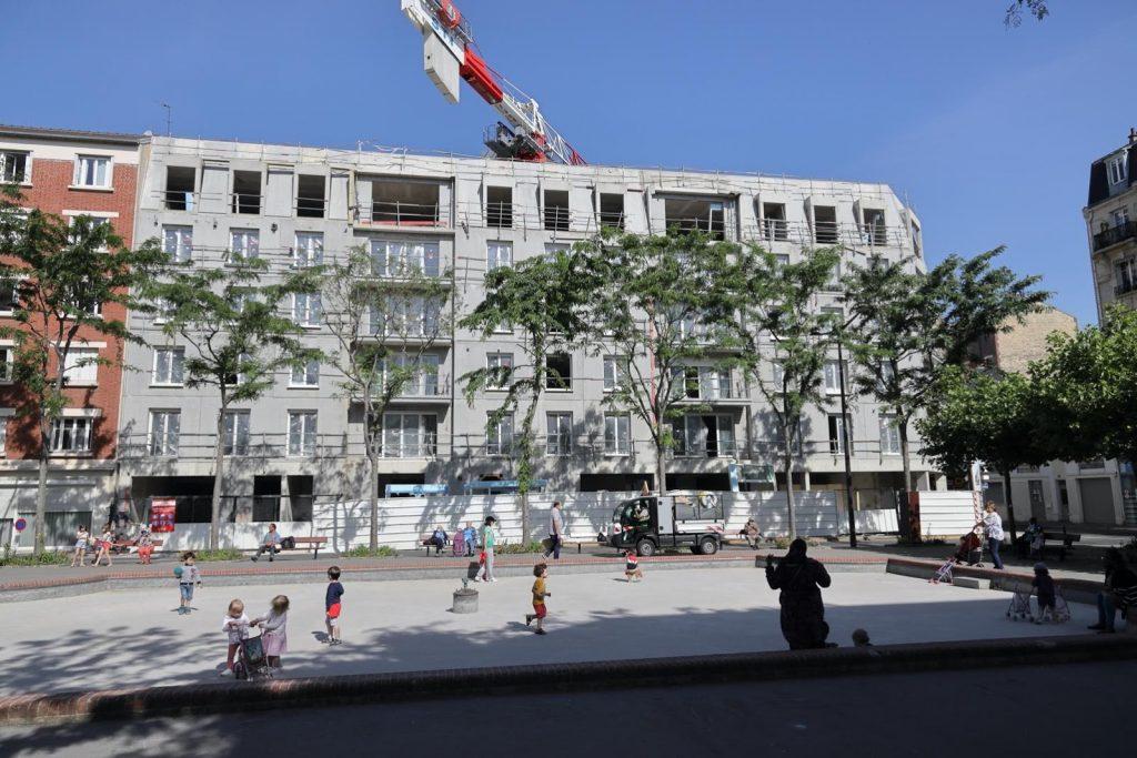 La nouvelle résidence Square République 2