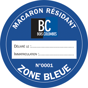 Macaron Résidant Bois-Colombes