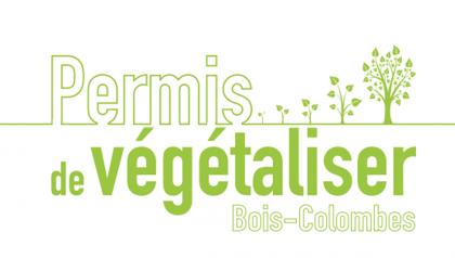 Permis de végétaliser Bois-Colombes