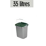 Bac de 35 litres