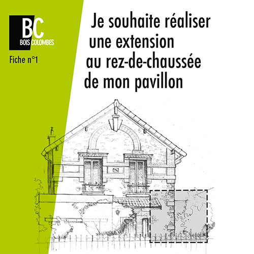 extension pavillon rdc