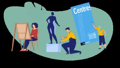 Brochure des centres culturels