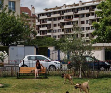 Espace canin